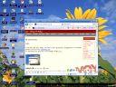 WebTop desktop snapshot